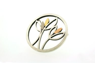brooches-home by Robert Feather Jewellery
